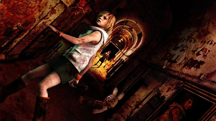 Silent Hill 4 Screenshot