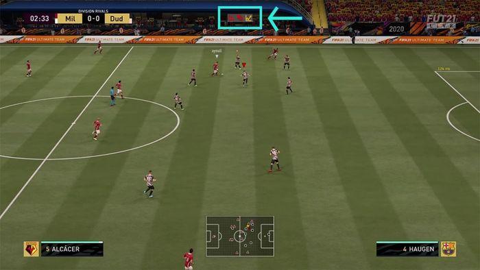 FIFA 21 Connection Monitoring lag ping jitter packet loss