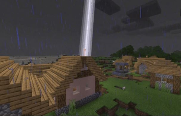 Minecraft 1.17 beta download lightning rod copper