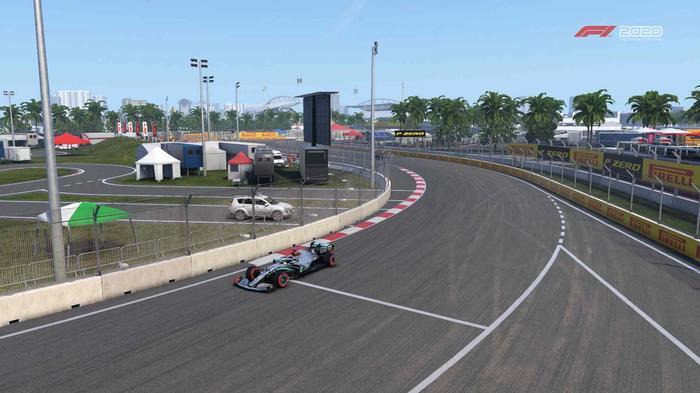 F1 2020 Vietnam turn 21
