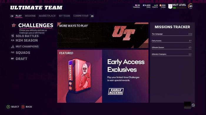 Madden 22 Ultimate Team