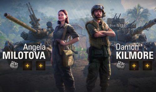 World of Tanks Season 2 Battle Pass Rewards 2