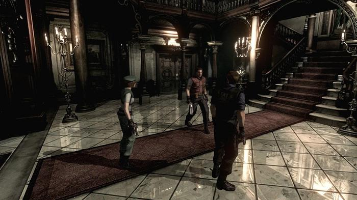 THRILLS AND CHILLS -- Resident Evil is one of the latest Games with Gold.