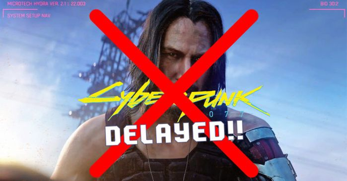 Cyberpunk 2077 has disappointed fans with a lengthy delay