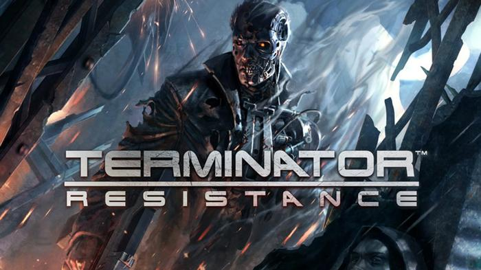 Terminator Resistance Key Art