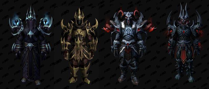 Shadowlands Legendary Armor Sets Tier Torghast Runecarver