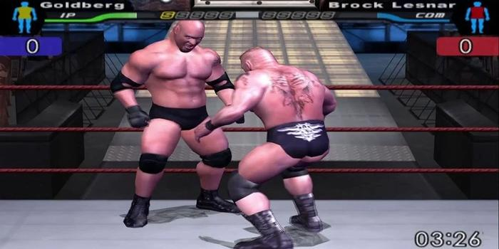 AEW Console Game Here Comes the Pain WWE