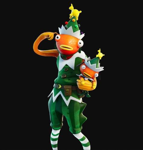 Fortnite Christmas Fishticks