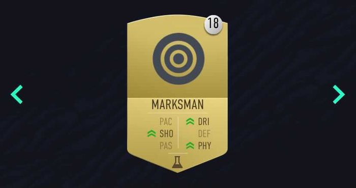 marksman fut 21