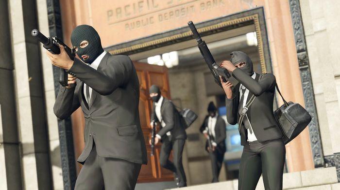 GTA Online heist rewards
