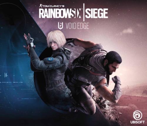 Rainbow 6 void edge official art