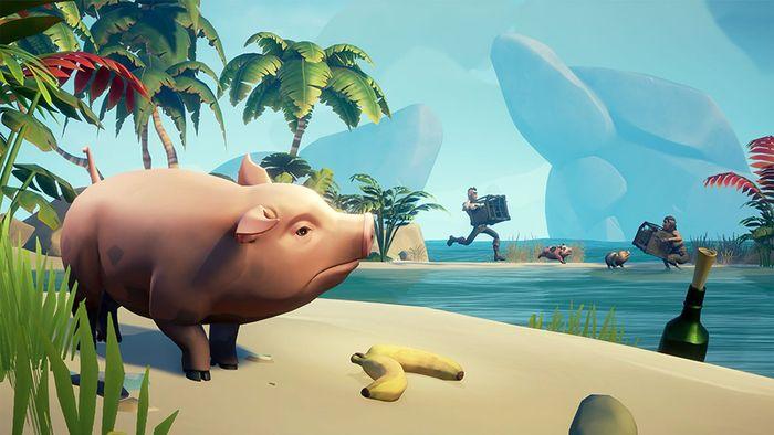 Sea of Thieves Season 2 Pig Beach