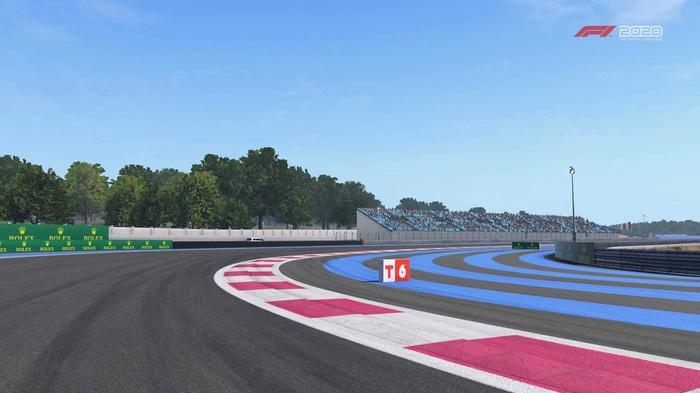 F1 2020 France turn 6 Y