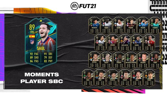 saul niguez player moments fifa 21