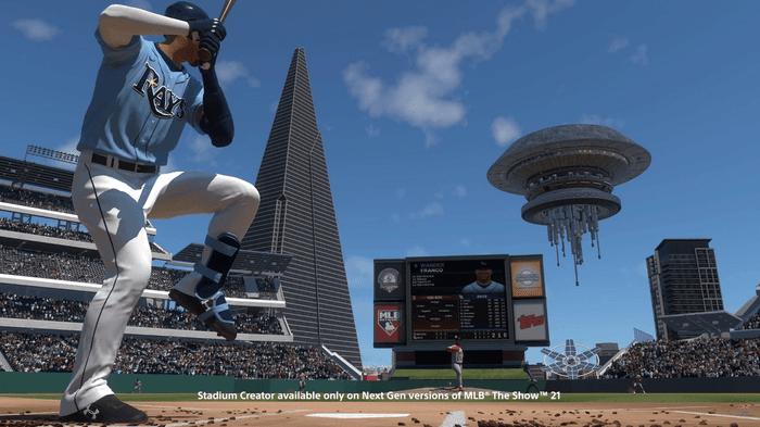 MLB The Show 21 Stadium Creator Props