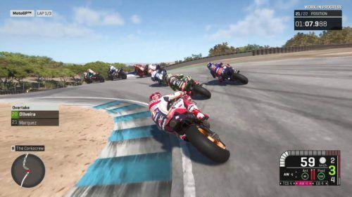 motogp 19 screenshot Marc Marquez