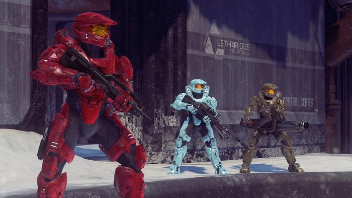 ICONIC: Red vs Blue is synonymous with the Halo franchise and has been running since 2003.