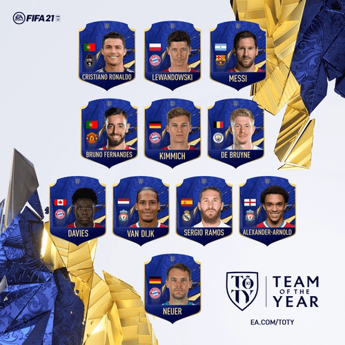 OUR XI! Mbappe for Messi is the only change
