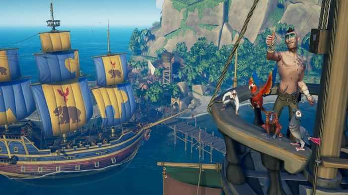 Sea of Thieves next gen Xbox Series X S