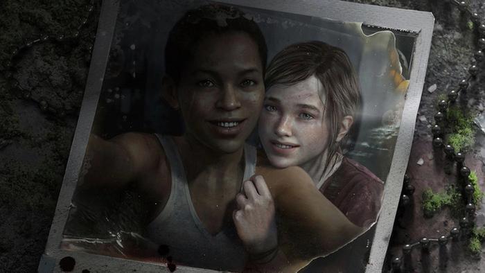 TLOU2 PS5 TLOU Left Behind DLC Photo Ellie