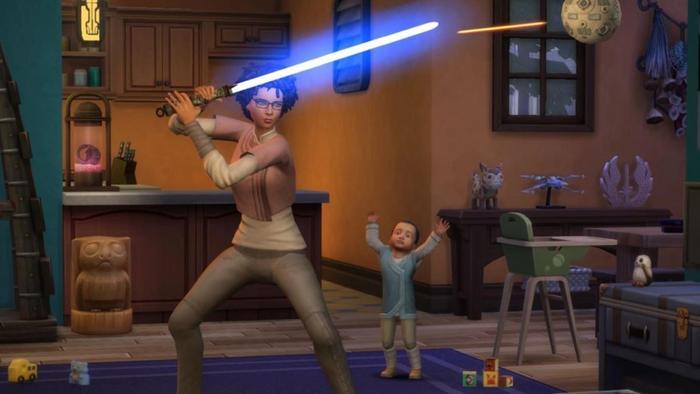 sims 4 star wars lightsaber