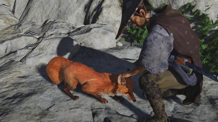 Ghost of Tsushima looks like the fox-petting vacation to feudal ...