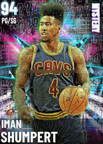 NBA 2K21 MyTEAM Iman Shumpert Mystery Packs Glitched Reality Locker Code