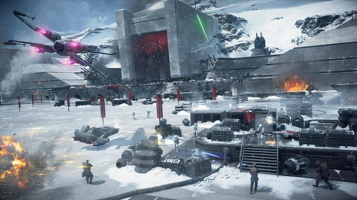 THE FORCE IS WITH YOU -- Star Wars Battlefront II is on sale super cheap.