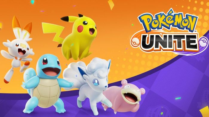 Pokemon Unite squirtle pikachu plusle vulpix slowpoke