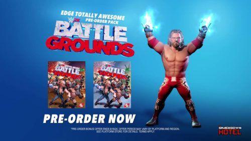 wwe 2k battlegrounds edge pre order min