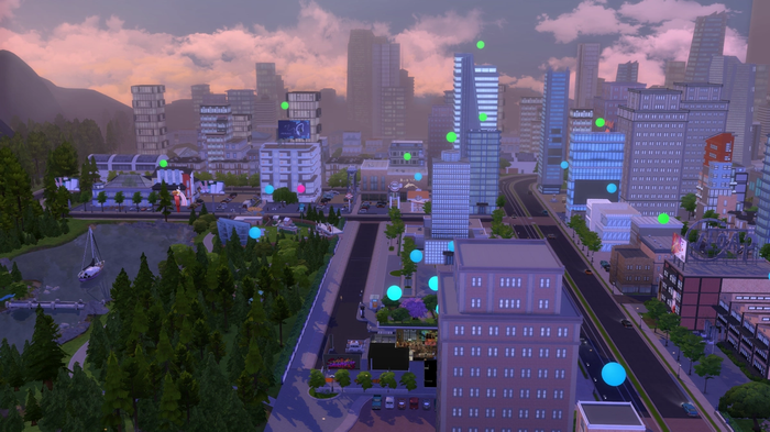 The Sims 4 Open World Mod