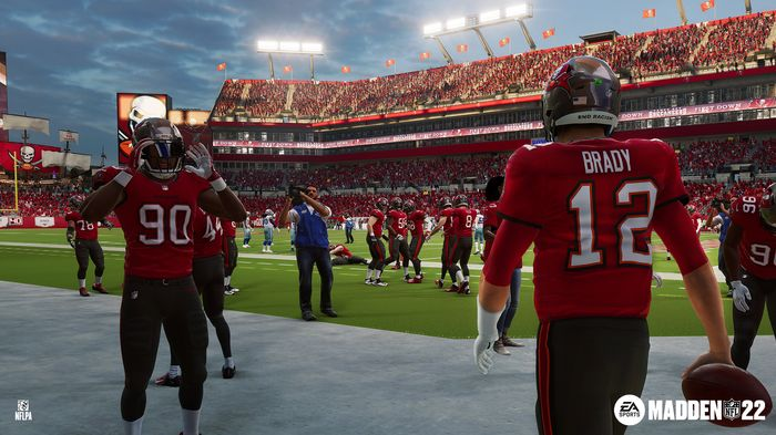 Madden 22 release date cover mahomes brady mvp edition gameplay trailer reveal