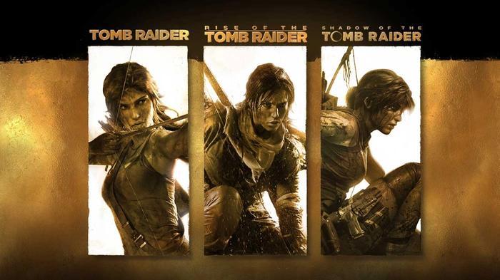 Tomb Raider Remake Trilogy Definitive Survivor Key Art