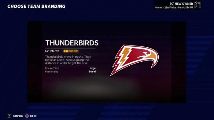rsz madden 21 relocation toronto thunderbirds