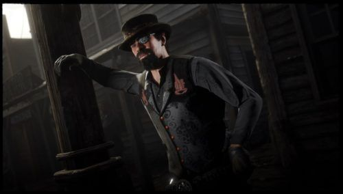 red dead online clothing