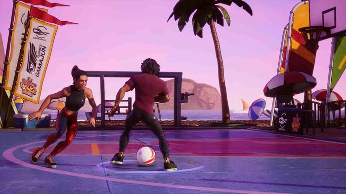 Street Power Football Copacabana screenshot 2 min
