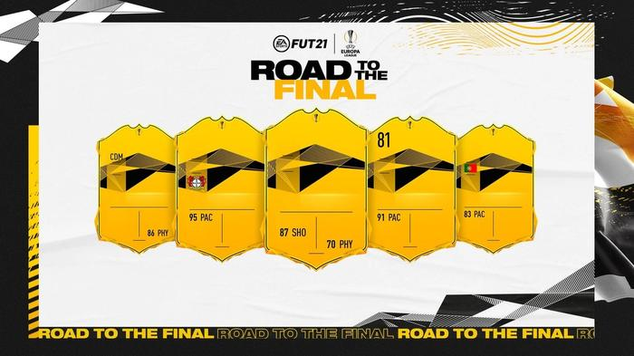 FIFA 21 Road to the Final RTTF UEL Items Hints 1
