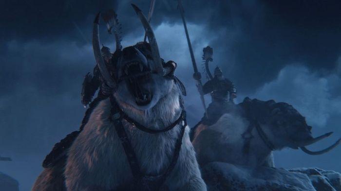 Total War Warhammer 3 Kislev Troops