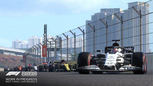 Hanoi screenshot F1 2020
