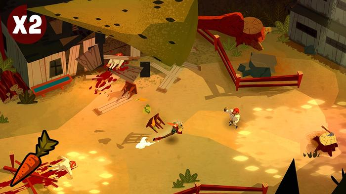 Xbox Game Pass July 2021 Bloodroots