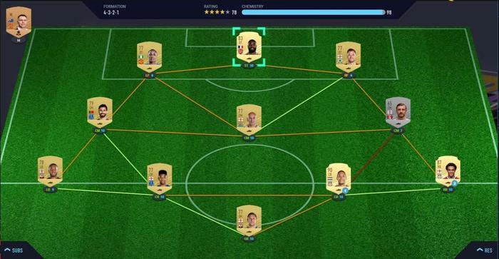 fut web app starter squad min
