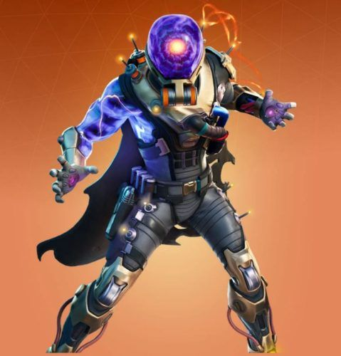 fortnite doomsday event cyclo outfit