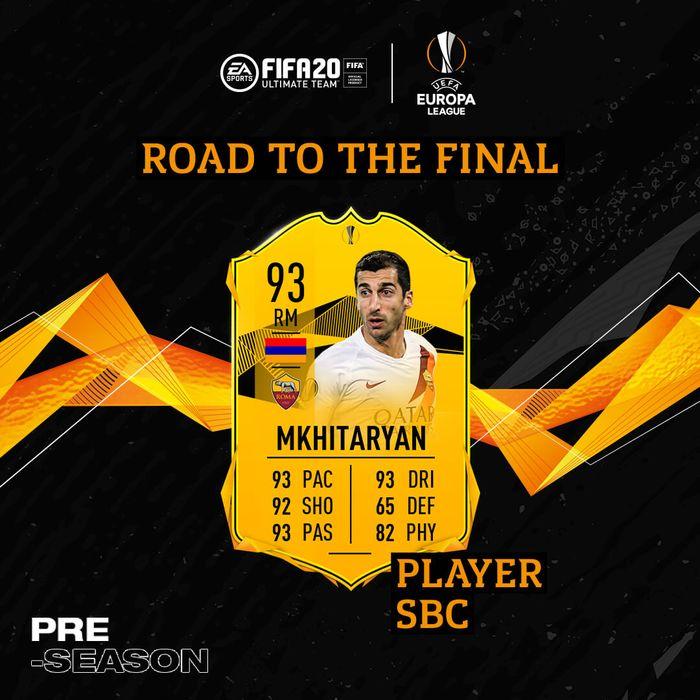 Pre Season Mkhitaryan Twitter 2