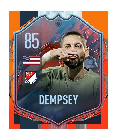 FIFA 22 FUT Heroes Clint Dempsey