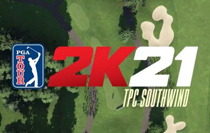 PGA Tour 2K21 Southwind 1