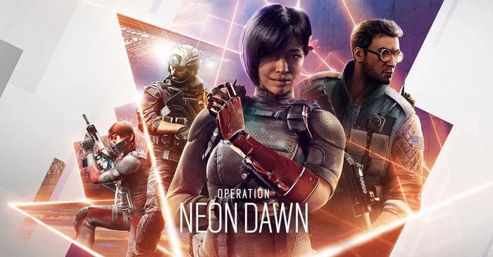 Rainbow Six Siege Dead Operation Neon Dawn