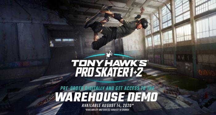 Tony Hawkd Pro skater 12 1