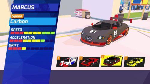 hotshot racing switch original