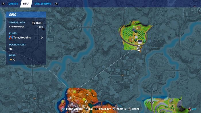 find meat and peppers in fortnite, week 7 challenges