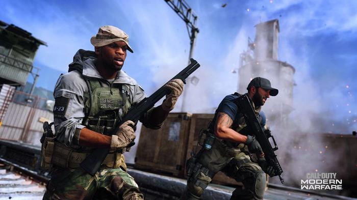 COD Call of duty modern warfare